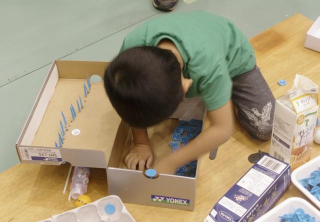 千葉市「子育てフェスティバル2011」に参加しました