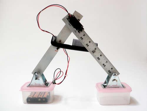 シンプルロボット