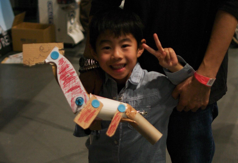 Maker Faire Tokyo 2012が終了!