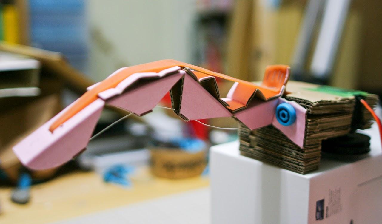 ロボットフィンガー