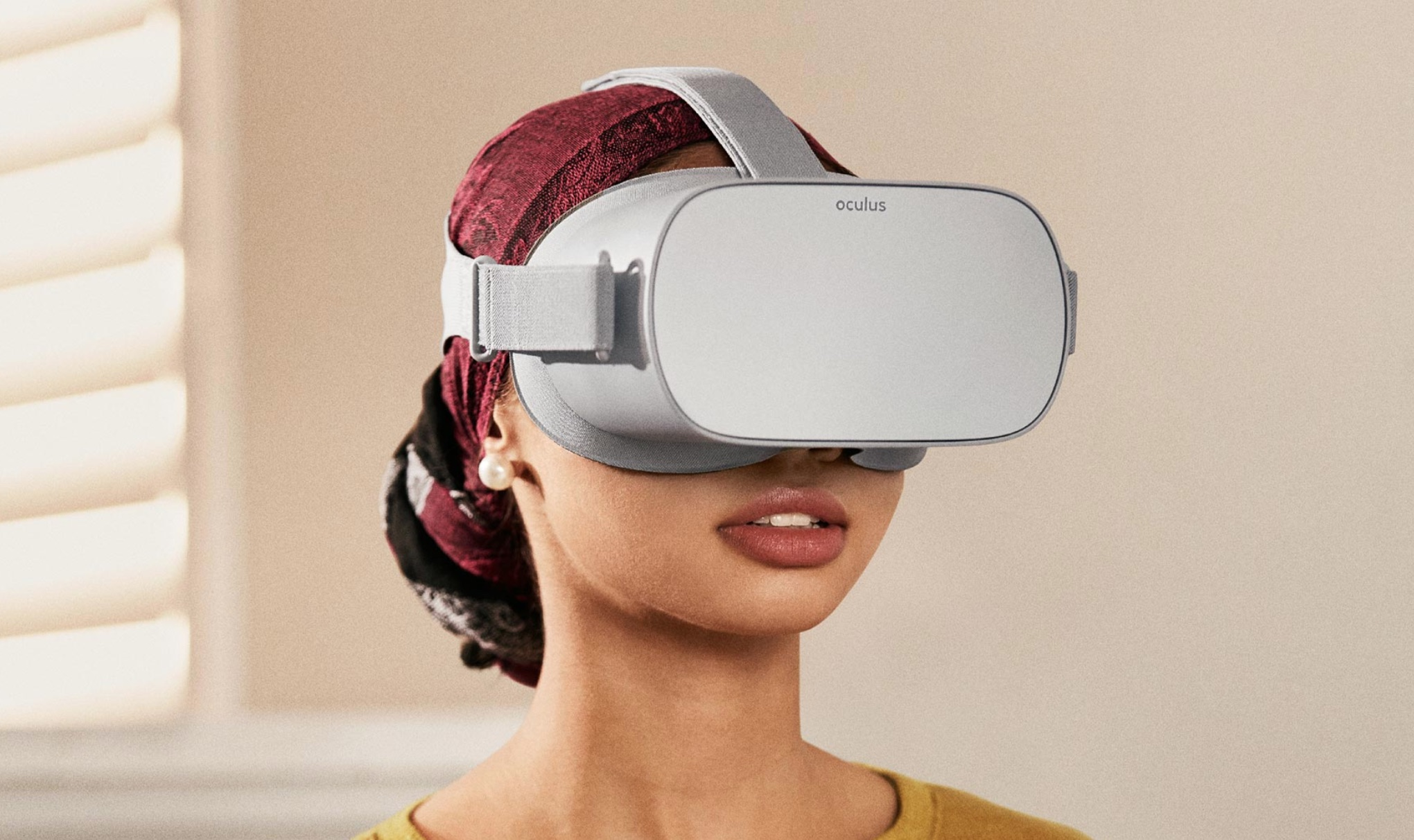 Oculus Goの公式サイトより