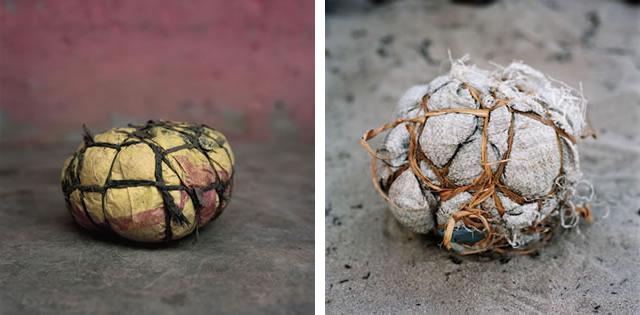 ボクたち私たちのサッカーボール
