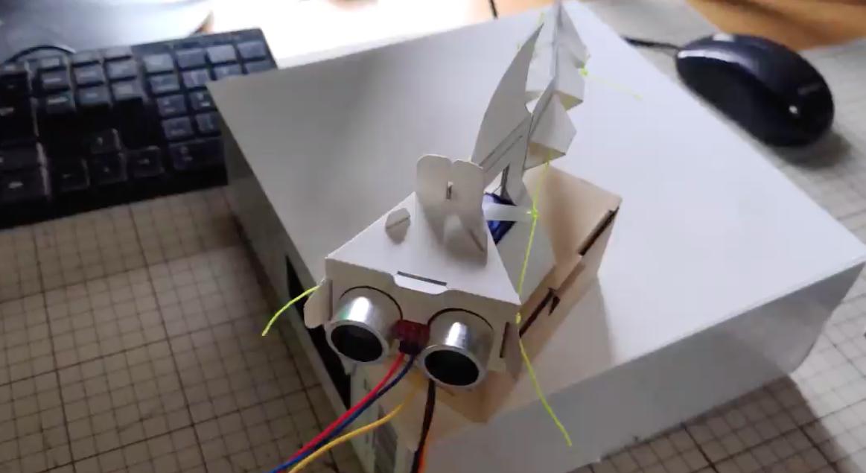 ロボシャークを作ってみた。