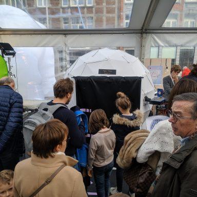 Paperdome in KIKK.BE market
